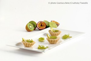 Mini Delizie di Kiwi e Lime
