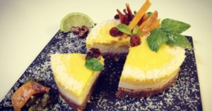Ricette raw food, cheesecake al mango e Lime